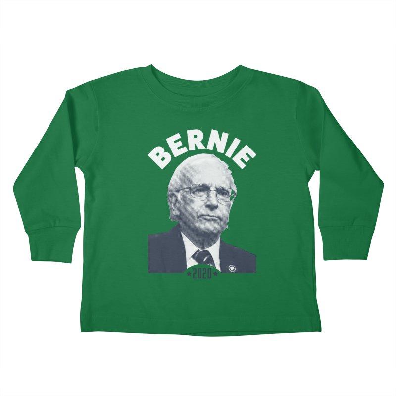 Pretty Good. Kids Toddler Longsleeve T-Shirt by Bernie Threads