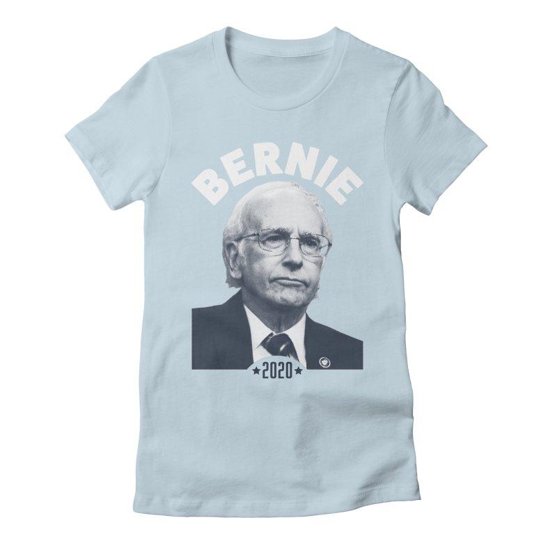 Pretty Good. Women's Fitted T-Shirt by Bernie Threads