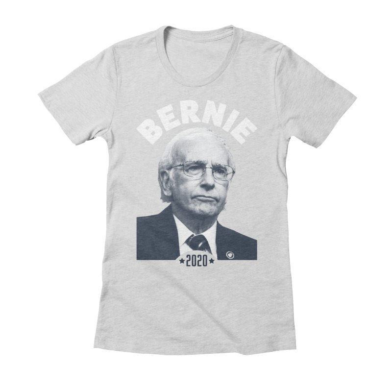 Pretty Good. Women's Fitted T-Shirt by Bernie Threads