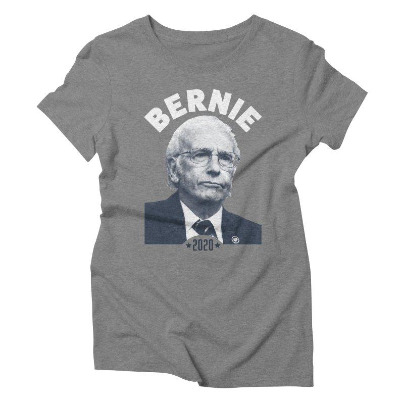 Pretty Good. Women's Triblend T-Shirt by Bernie Threads