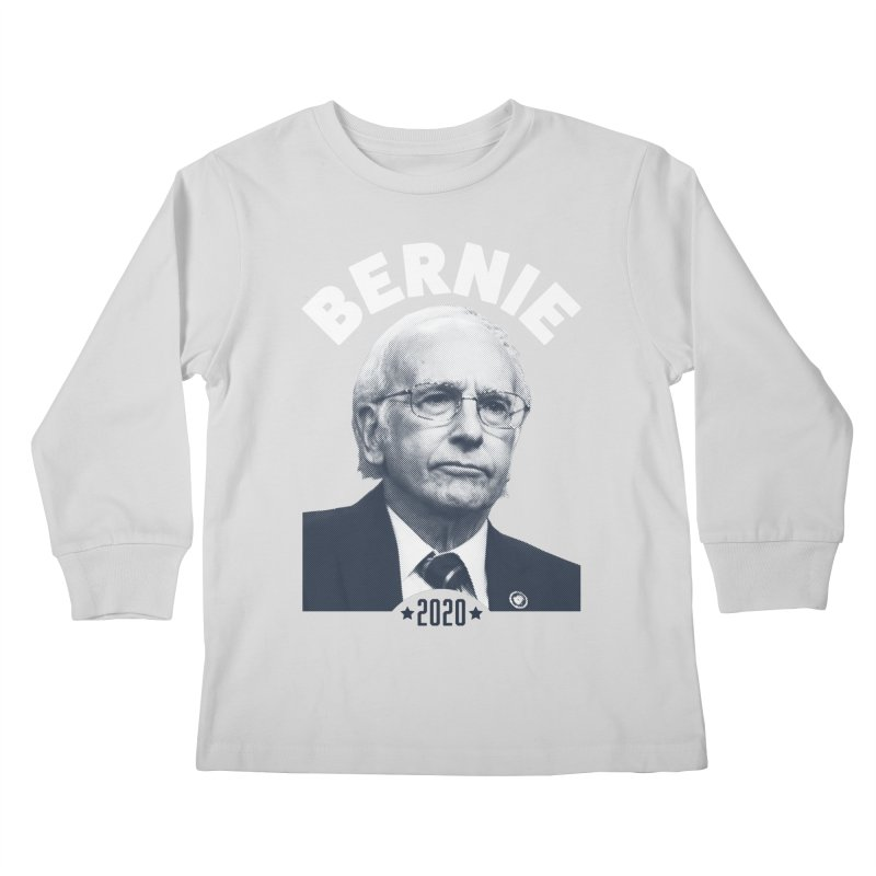 Pretty Good. Kids Longsleeve T-Shirt by Bernie Threads