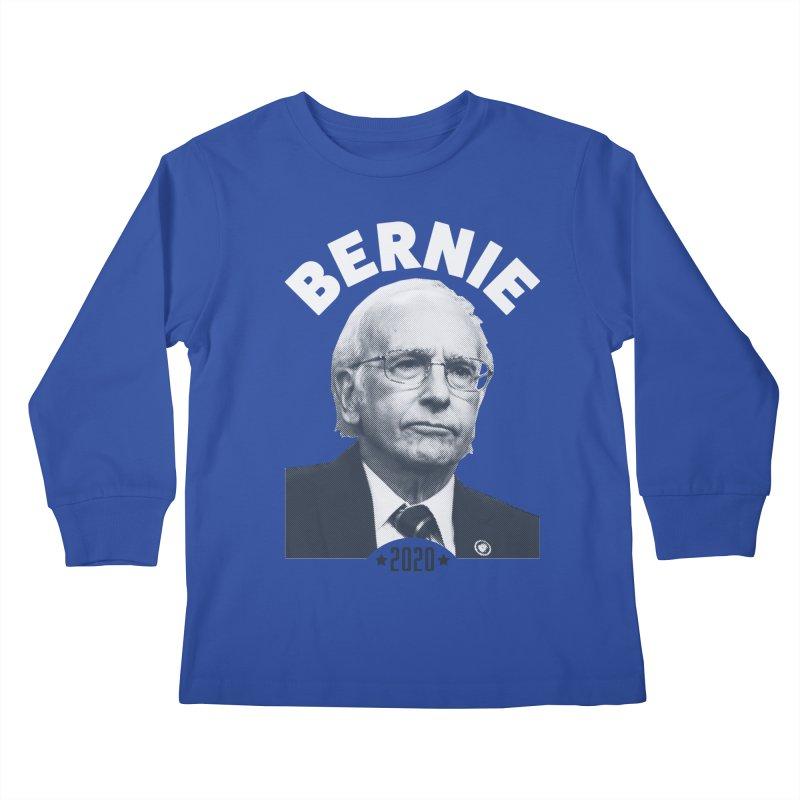Pretty Good. Kids Longsleeve T-Shirt by Bernie Threads