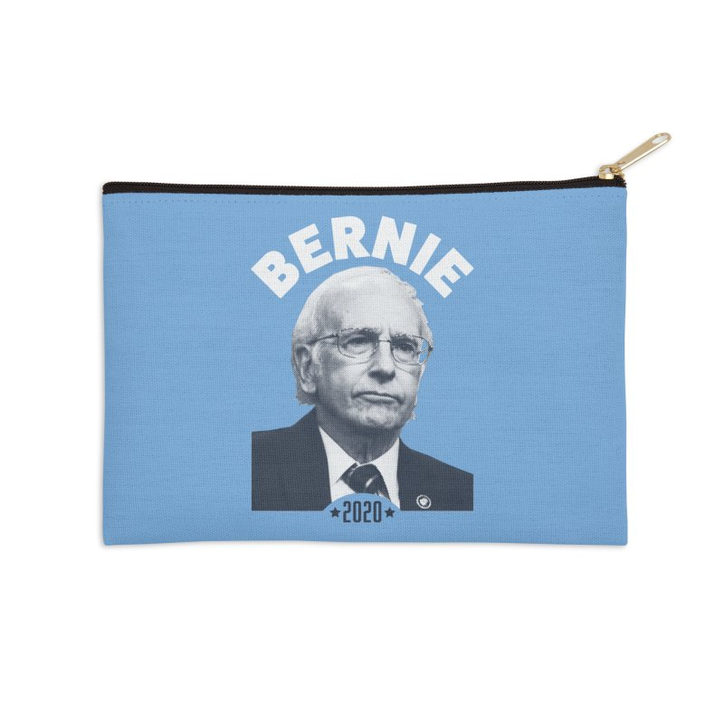 Pretty Good. Accessories Zip Pouch by Bernie Threads