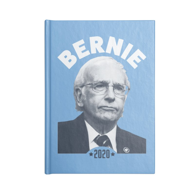 Pretty Good. Accessories Lined Journal Notebook by Bernie Threads