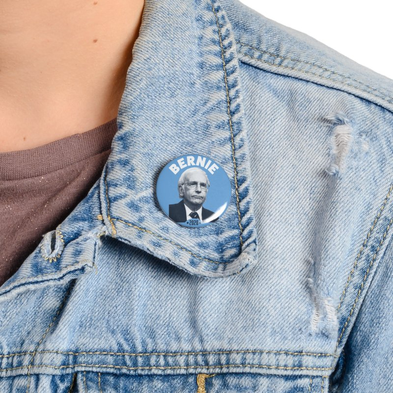 Pretty Good. Accessories Button by Bernie Threads