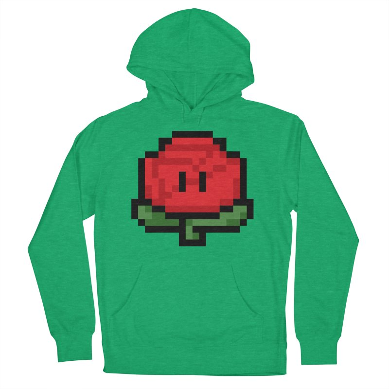 1UP Women's French Terry Pullover Hoody by Bernie Threads