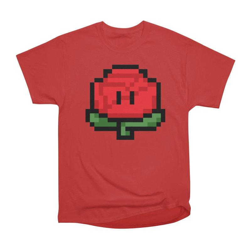 1UP Men's Heavyweight T-Shirt by Bernie Threads