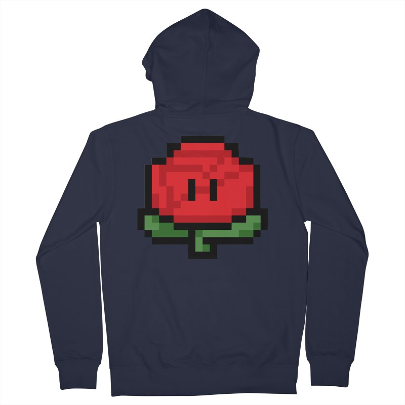 1UP Women's French Terry Zip-Up Hoody by Bernie Threads