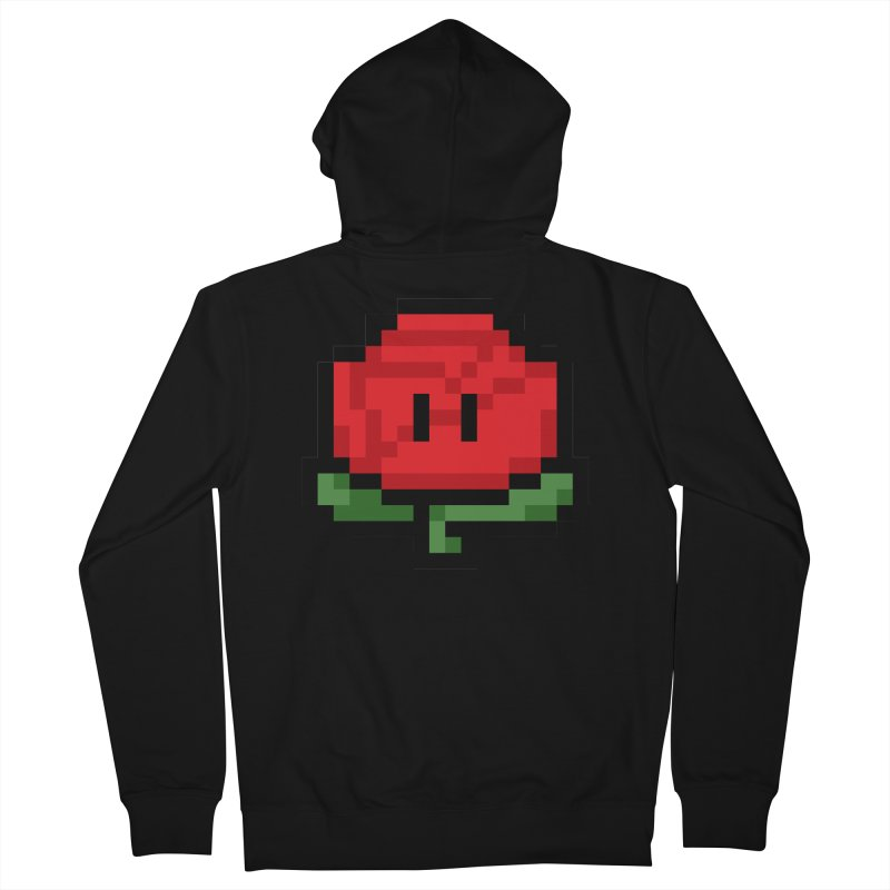 1UP Men's French Terry Zip-Up Hoody by Bernie Threads