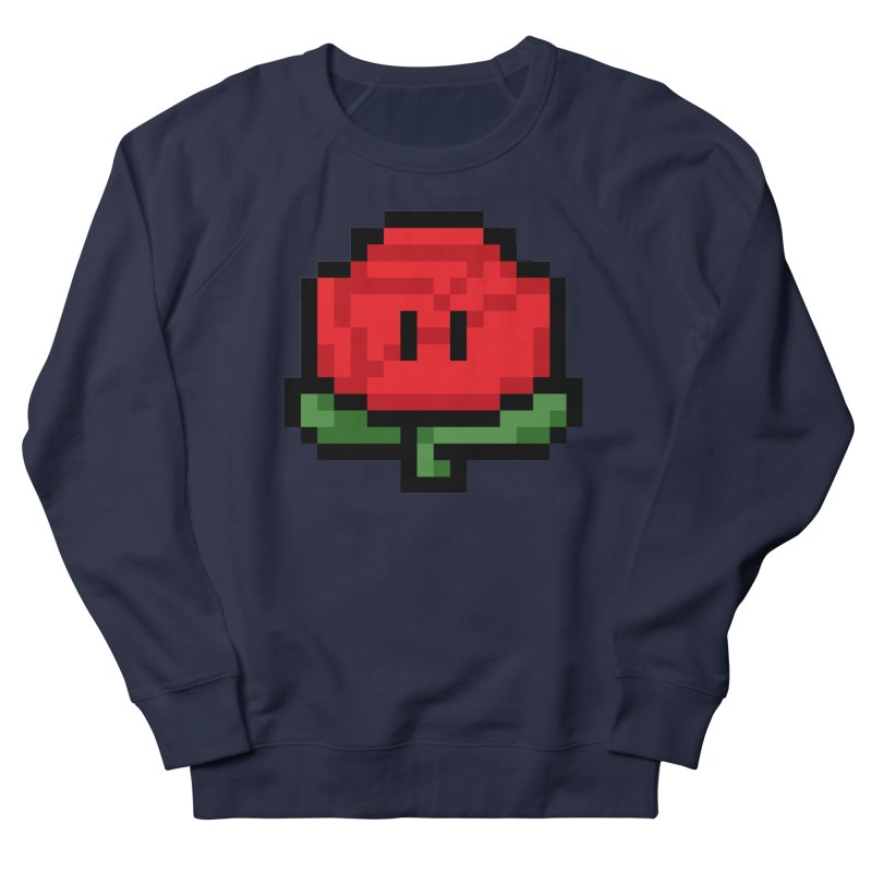 1UP Women's French Terry Sweatshirt by Bernie Threads