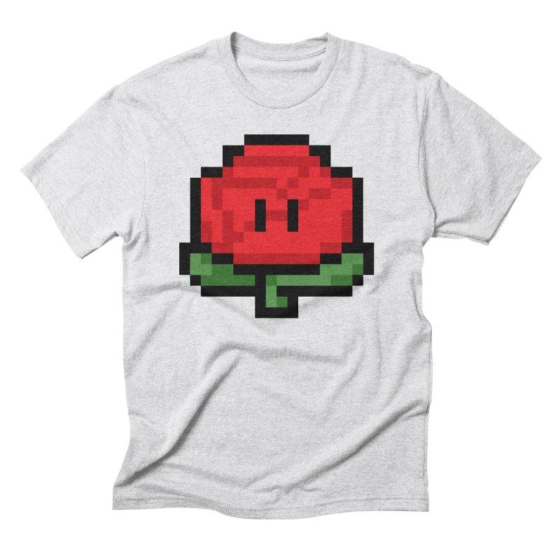 1UP Men's Triblend T-Shirt by Bernie Threads