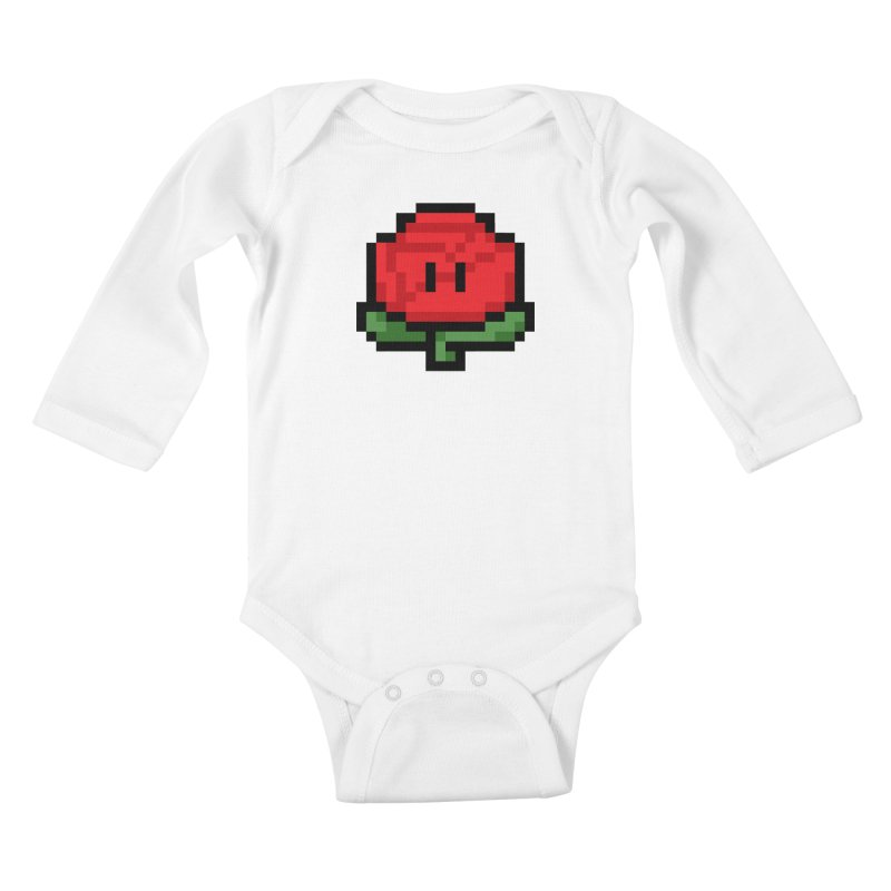 1UP Kids Baby Longsleeve Bodysuit by Bernie Threads