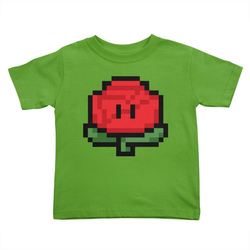 1UP Kids Toddler T-Shirt by Bernie Threads