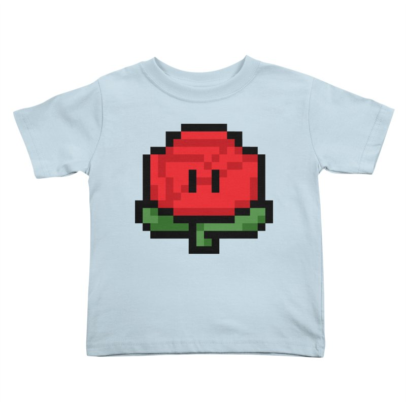 1UP Kids Toddler T-Shirt by Bernie Threads