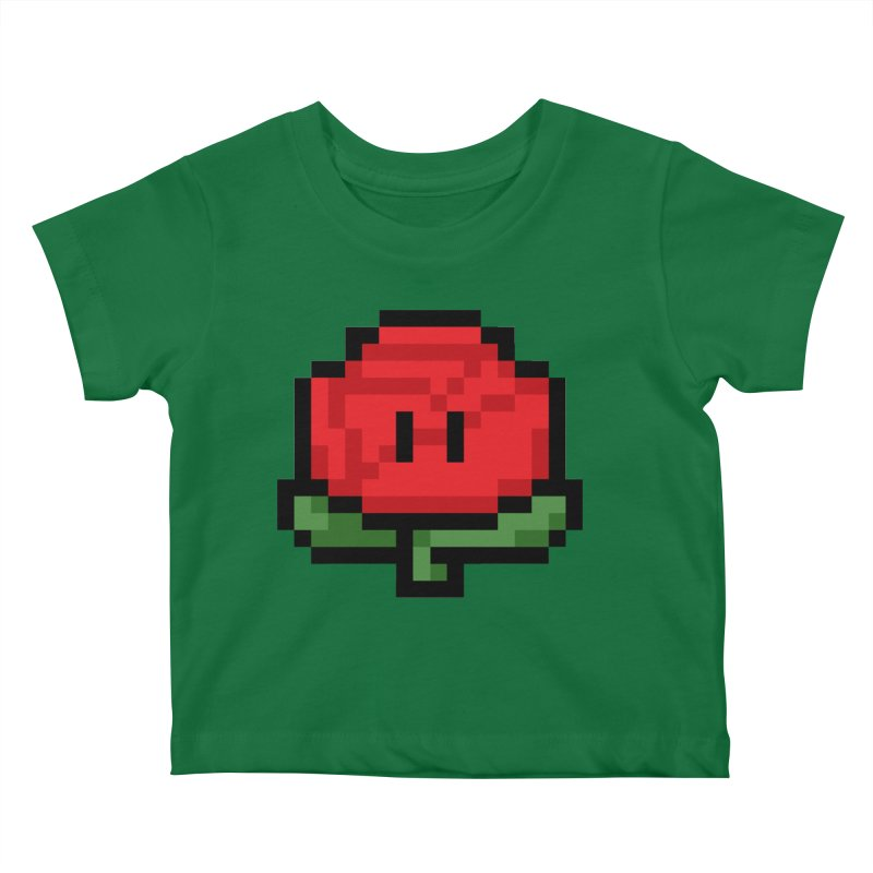 1UP Kids Baby T-Shirt by Bernie Threads