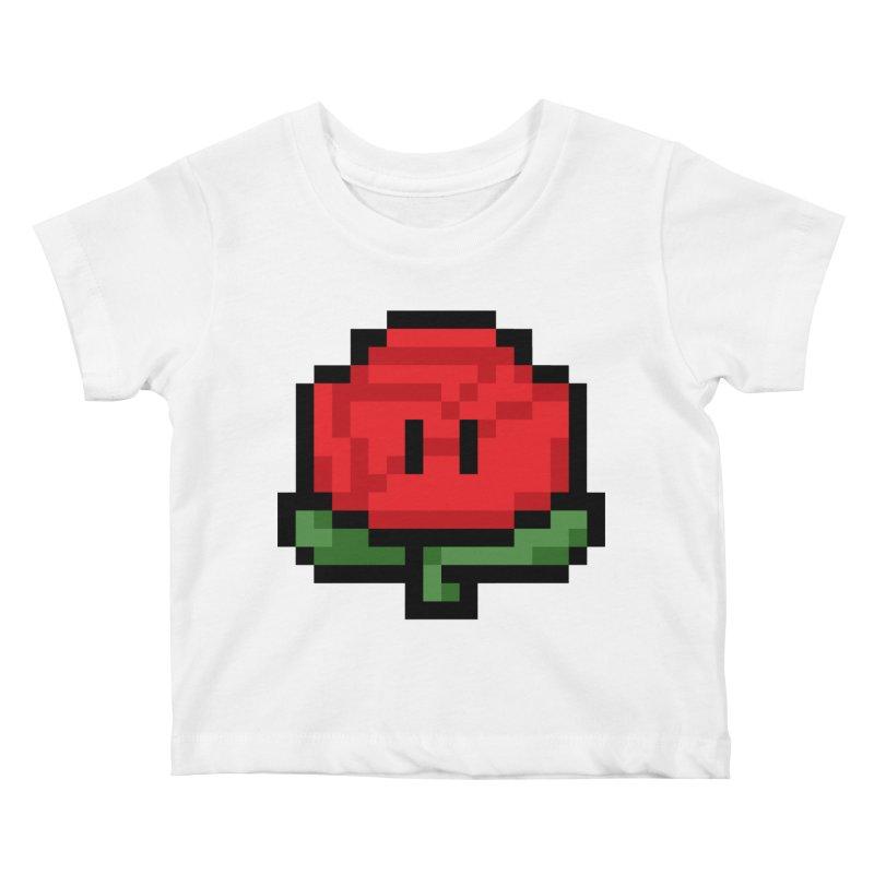 1UP Kids Baby T-Shirt by Bernie Threads