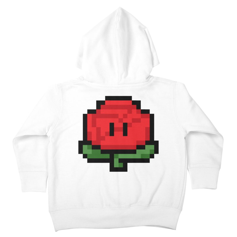 1UP Kids Toddler Zip-Up Hoody by Bernie Threads