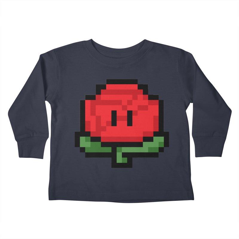 1UP Kids Toddler Longsleeve T-Shirt by Bernie Threads