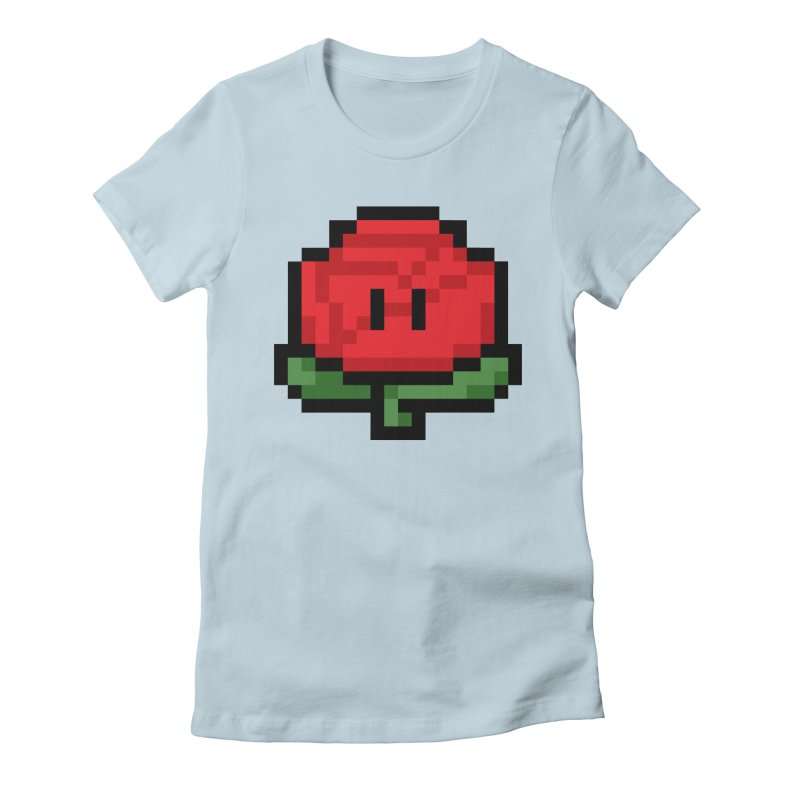 1UP Women's Fitted T-Shirt by Bernie Threads