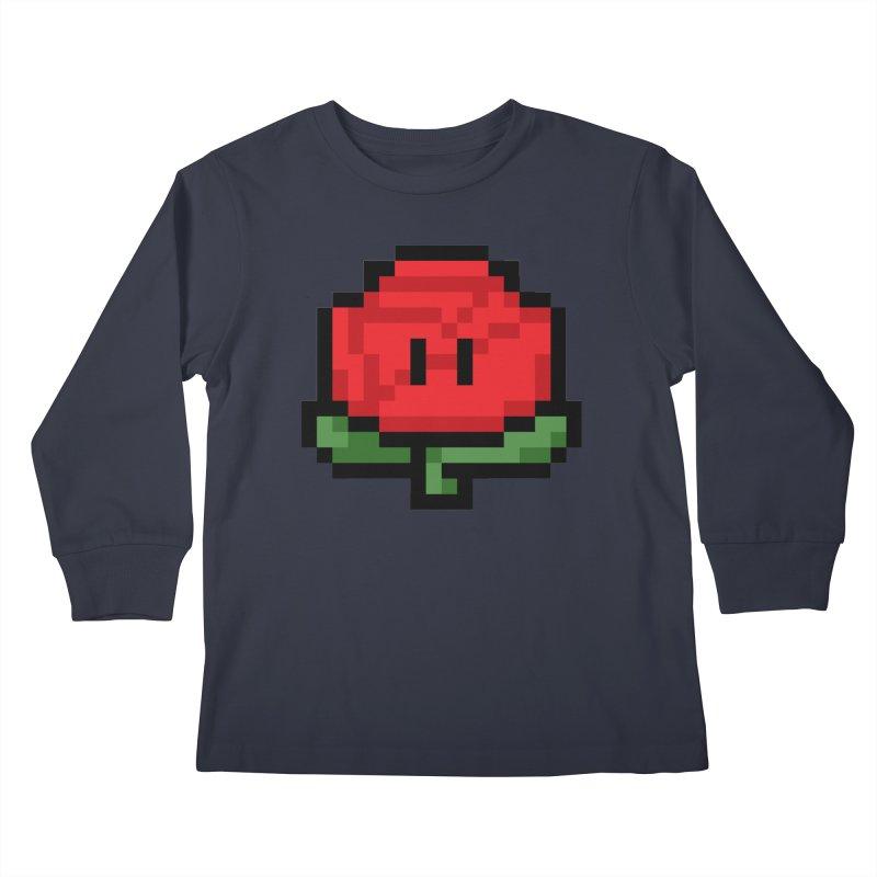 1UP Kids Longsleeve T-Shirt by Bernie Threads