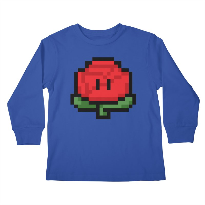 1UP Kids Longsleeve T-Shirt by Bernie Threads