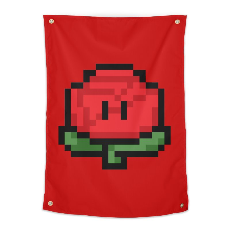 1UP Home Tapestry by Bernie Threads