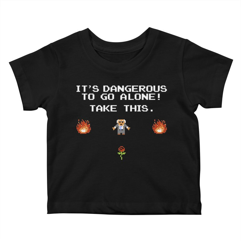 When We Stand Together, We Win. Kids Baby T-Shirt by Bernie Threads