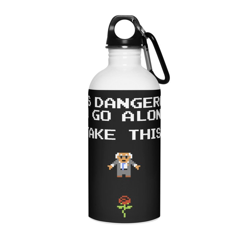 When We Stand Together, We Win. Accessories Water Bottle by Bernie Threads