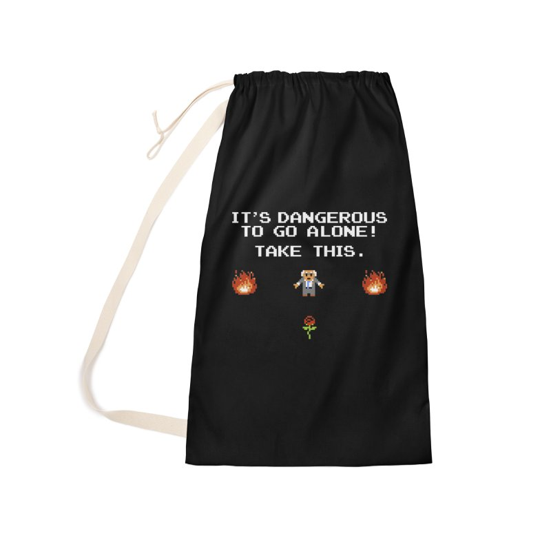 When We Stand Together, We Win. Accessories Laundry Bag Bag by Bernie Threads