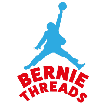 Bernie Threads Logo