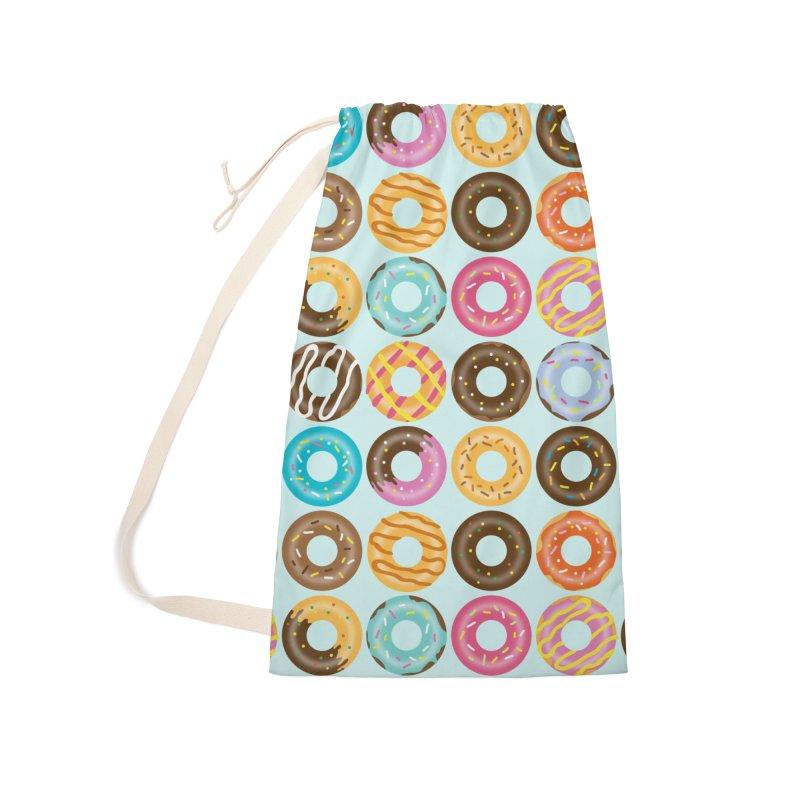 Yummy Donut Accessories Bag by Beryl Design Shop