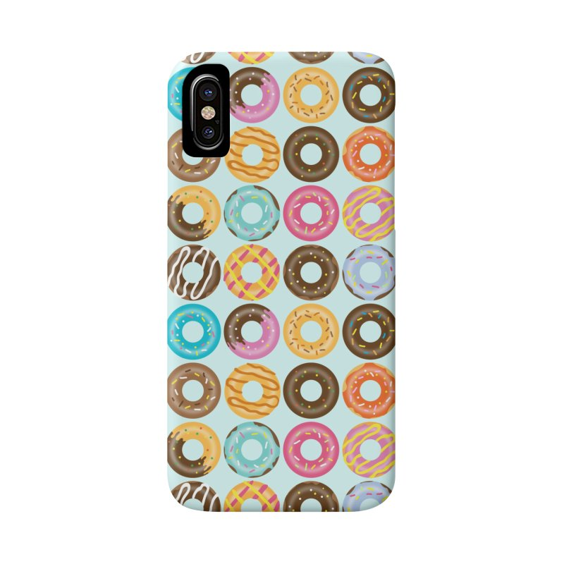 Yummy Donut Accessories Phone Case by Beryl Design Shop