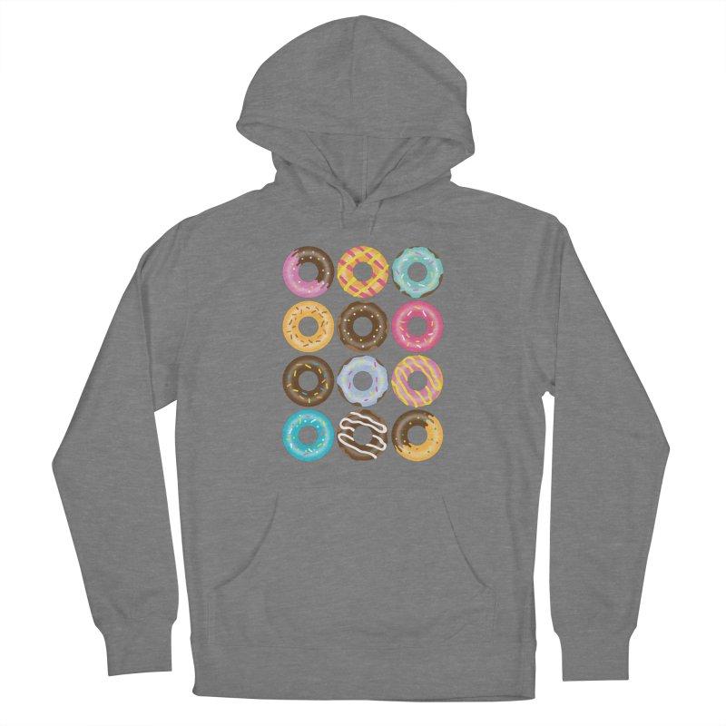 Yummy Donut Women's Pullover Hoody by Beryl Design Shop