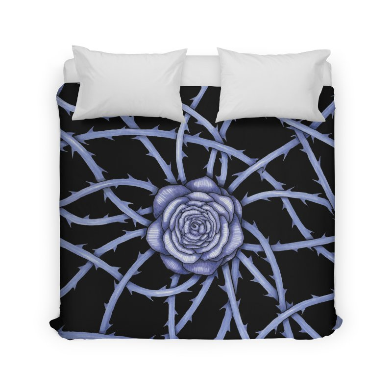 Rose Adversity Home Duvet by Beryl Design Shop
