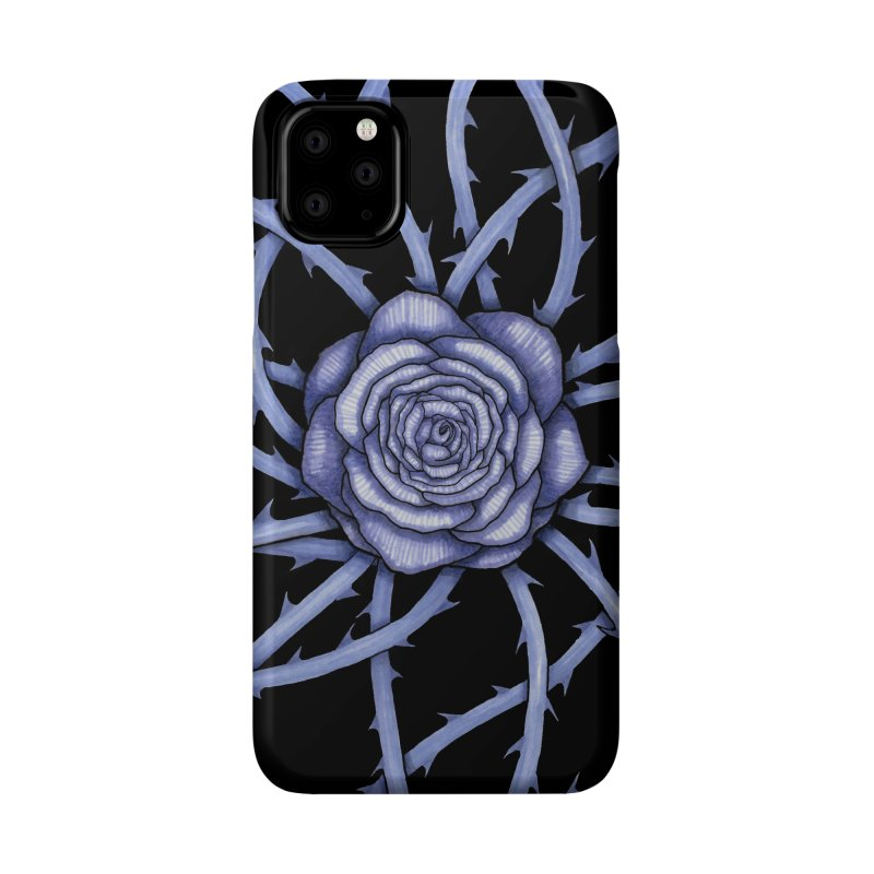 Rose Adversity Accessories Phone Case by Beryl Design Shop