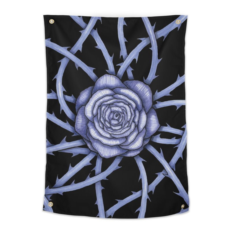 Rose Adversity Home Tapestry by Beryl Design Shop