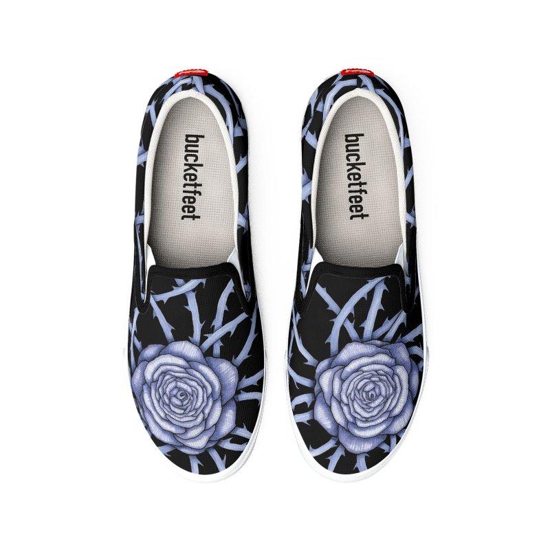 Rose Adversity Men's Shoes by Beryl Design Shop