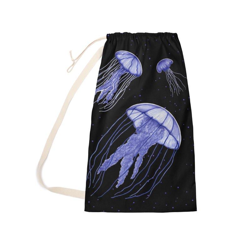 Jellyfish Accessories Bag by Beryl Design Shop