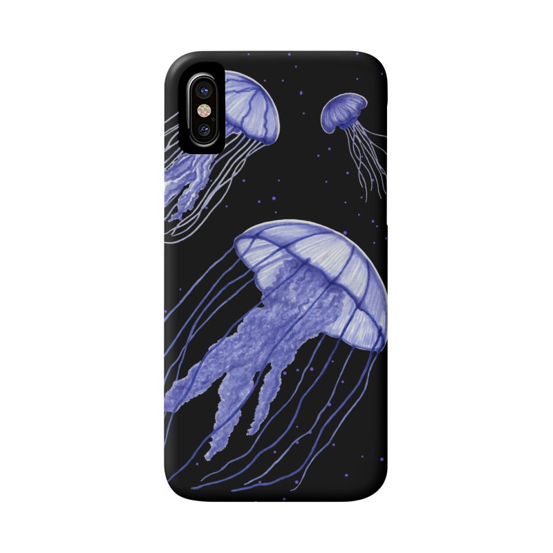 Jellyfish Accessories Phone Case by Beryl Design Shop