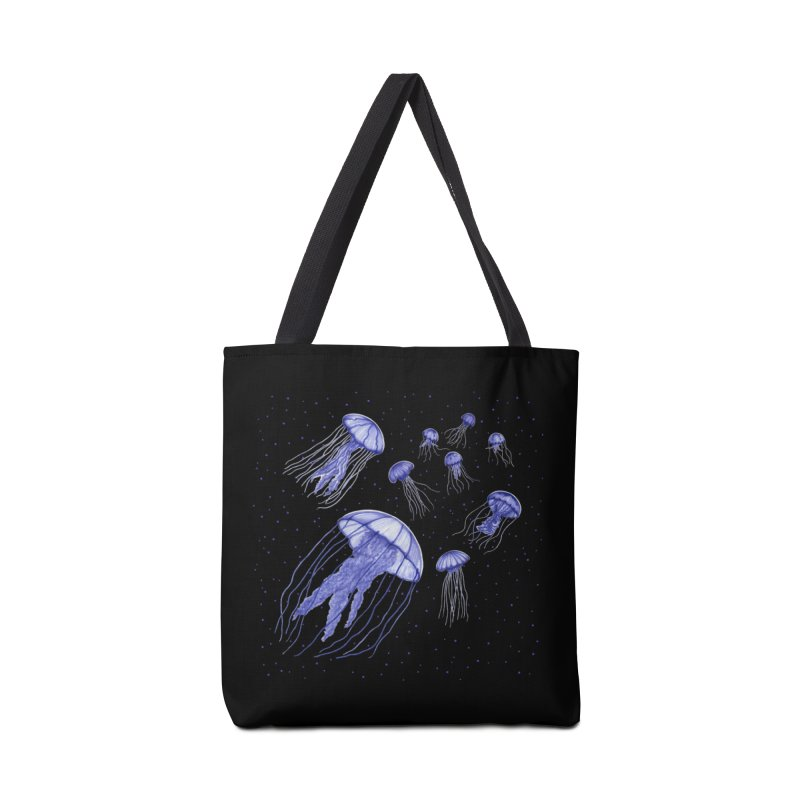 Jellyfish Accessories Bag by Beryl Design Shop