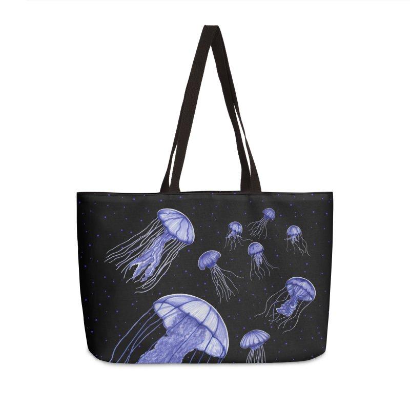 Jellyfish Accessories Weekender Bag Bag by Beryl Design Shop