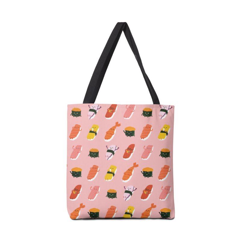 Cute Sushi Accessories Bag by Beryl Design Shop
