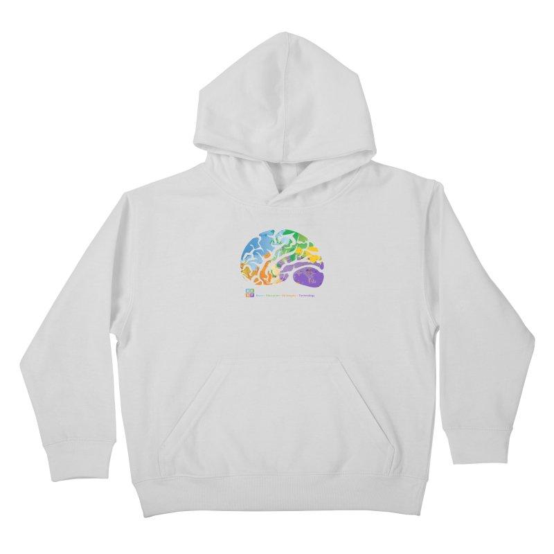 BEST BRAIN SWEATSHIRT Kids Pullover Hoody by bestconnections's Artist Shop