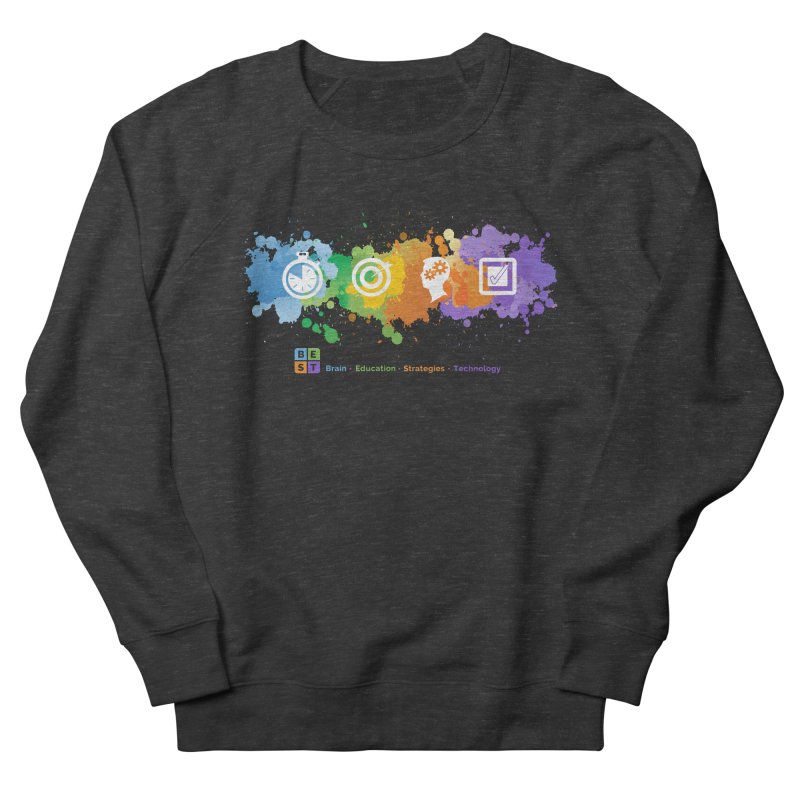 BEST SPLATTER SWEATSHIRTS Women's Sweatshirt by bestconnections's Artist Shop