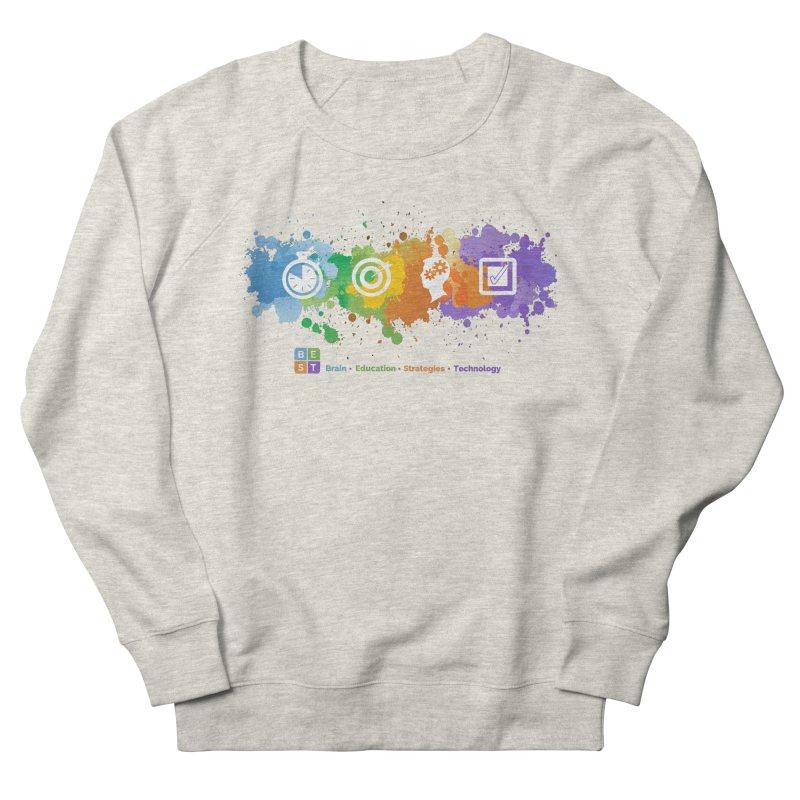 BEST SPLATTER SWEATSHIRTS Men's Sweatshirt by bestconnections's Artist Shop