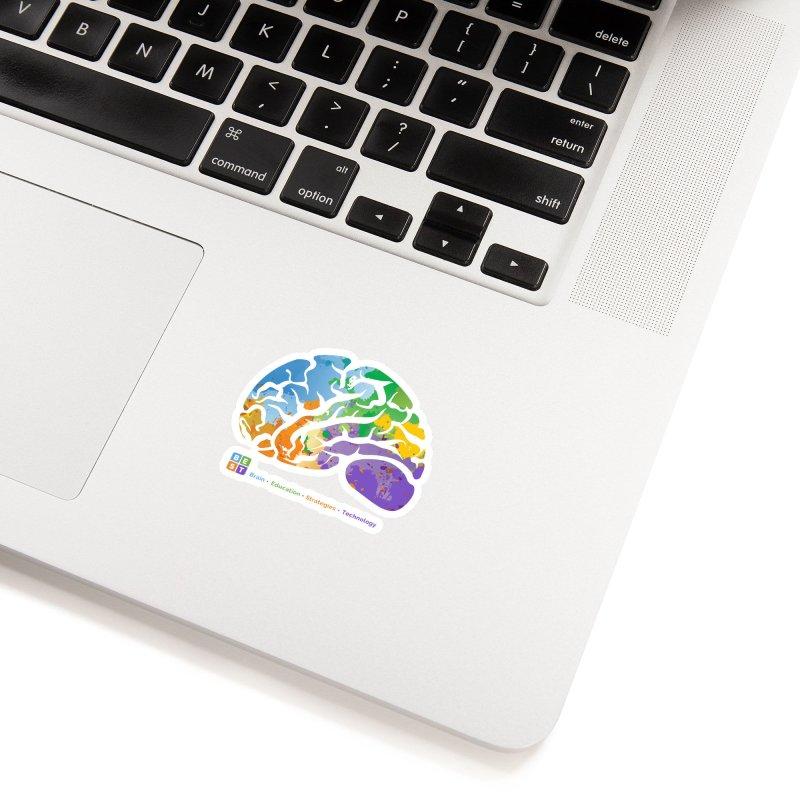 BEST BRAIN BONUS ITEMS Accessories Sticker by bestconnections's Artist Shop