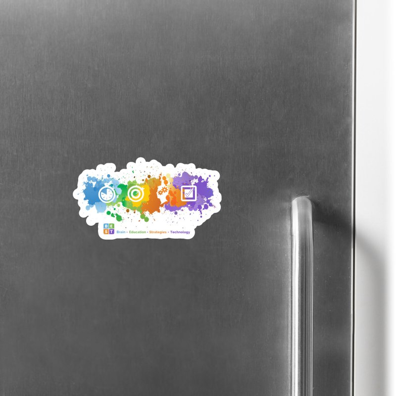 BEST SPLATTER BONUS ITEMS Accessories Magnet by bestconnections's Artist Shop