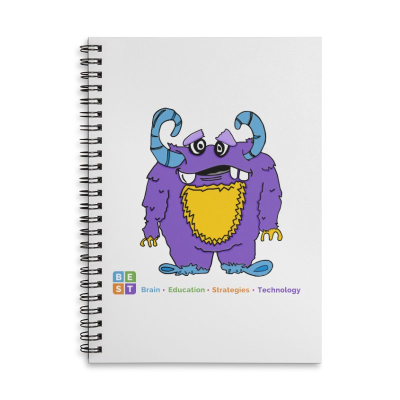 OSCAR Accessories Notebook by bestconnections's Artist Shop