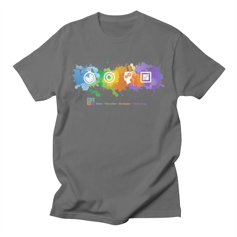 BEST APP SPLATTER Men's T-Shirt by bestconnections's Artist Shop