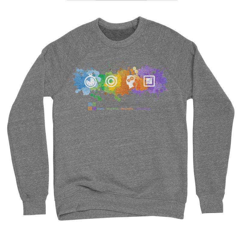 BEST APP SPLATTER Women's Sweatshirt by bestconnections's Artist Shop